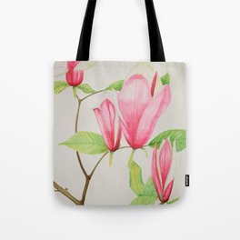 Magnificent Magnolia Tote Bag