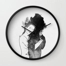Sweet surrender. Wall Clock