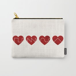 Love Synth Carry-All Pouch