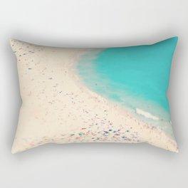 beach love III - Nazare Rectangular Pillow