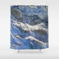 storm Shower Curtains featuring STORM by 7NTHRISE