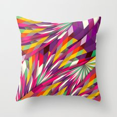 Sweet Wind Throw Pillow