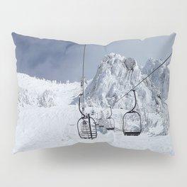 Mammoth Mountain: Chair 14 Pillow Sham