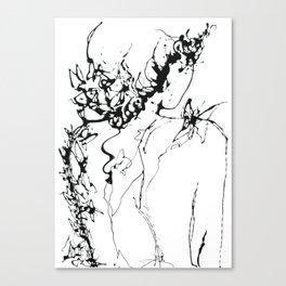 Chrysalide Canvas Print