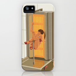 Donna kebab iPhone Case