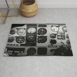 Bonanza 888 Instruments Rug