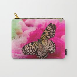 Butterfly Life Carry-All Pouch