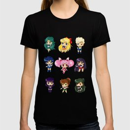Sailor Scouts T-shirt