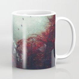 Barrier - enchanted forest Coffee Mug