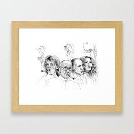 Kuba Framed Art Print