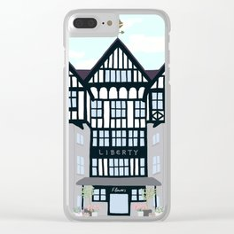 Liberty of London Clear iPhone Case