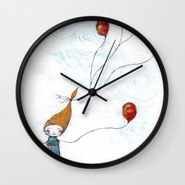 Balloonessa Wall Clock