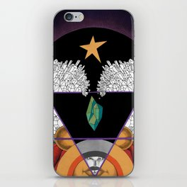 Element of Earth iPhone Skin