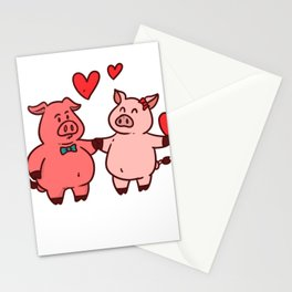 Valentine's Day Love Gift Flowers 14 February Stationery Cards