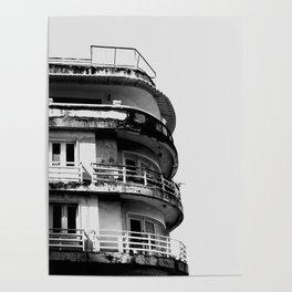 Architecture Buildings Caracas Poster
