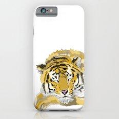 Sleepy Tiger iPhone 6s Slim Case