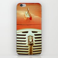 car iPhone & iPod Skins featuring Car by Sébastien BOUVIER