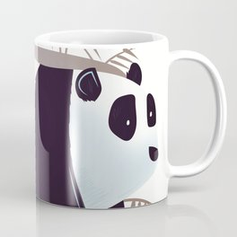 China Panda travel poster Coffee Mug