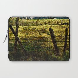 Old Fences Tell A Tale #2 Laptop Sleeve