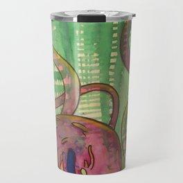 tentacle bash Travel Mug