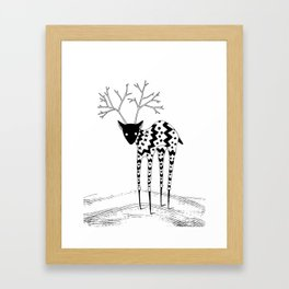 Adolfo Framed Art Print
