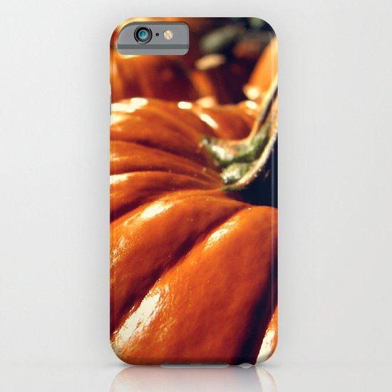 Shiny Pumpkins iPhone & iPod Case