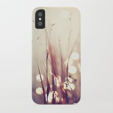 Glimmerings Slim Case iPhone X