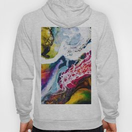 Abstracts in Color No 3, 2019 Hoody