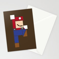 Let's Go Minimal! Stationery Cards