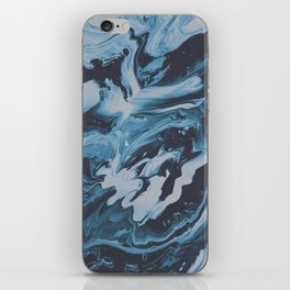 SLEEP ON THE FLOOR iPhone Skin