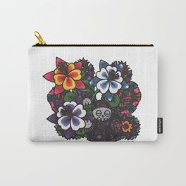 Fear & Trembling (Botanical Bliss) Carry-All Pouch