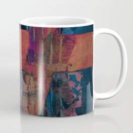disquiet seventeen (spontaneous self assembly) Coffee Mug
