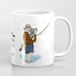Pete Martell Pin-up Coffee Mug