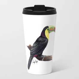 Keel Billed Toucan Travel Mug