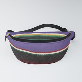 MEXICAN SERAPE Fanny Pack