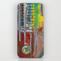 car iPhone & iPod Skins featuring Car by Fernando Vieira