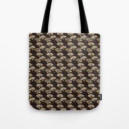 Traditional Japanese pattern SENMEN Tote Bag