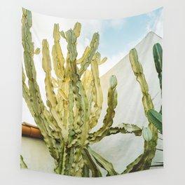 California Cactus Wall Tapestry