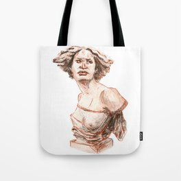 Fem top Tote Bag