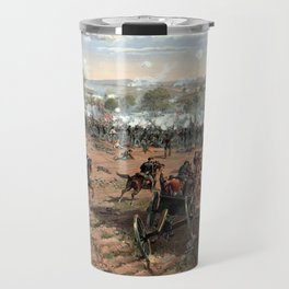 The Battle of Gettysburg Travel Mug