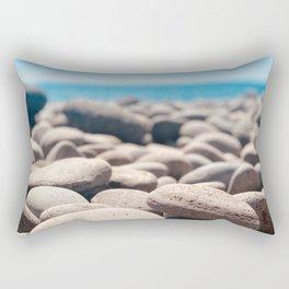 Tropic Pebbles Rectangular Pillow