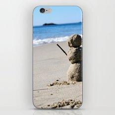 Holiday in the Sun iPhone & iPod Skin