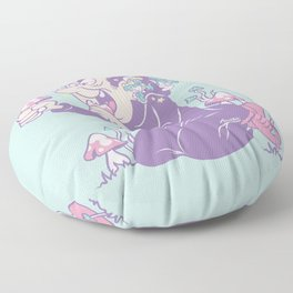 Gargamel Floor Pillow