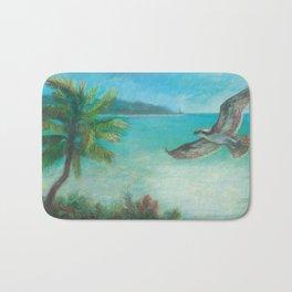 Belle's Journey: Island Hopping Bath Mat