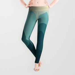 Forest and Mountian Leggings