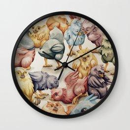 The Wanabe Wall Clock