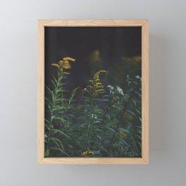 Growing Wild Framed Mini Art Print