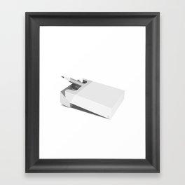 Addiction 1 Framed Art Print