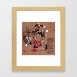 Reliability Framed Art Print