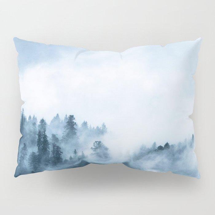 The Wilderness, Foggy Forest Pillow Sham